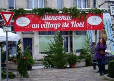Oxygene Events Marché de Noel le 12 et 13 Décembre à Saint Mihiel