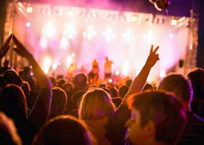 Oxygene Events Nuit à thème